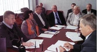 Засідання робочої групи Міжвідомчої комісії