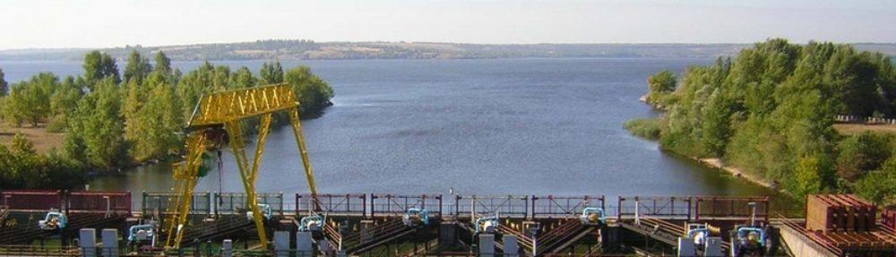 Управління каналу Донбас-Дніпро